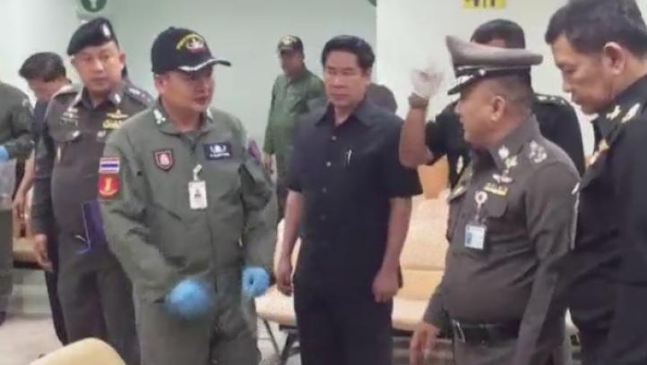 Explosión en hospital de Tailandia