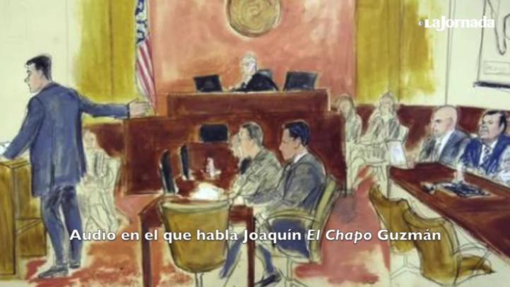 Audio de charla de 'El Chapo' con supuesto representante de las FARC