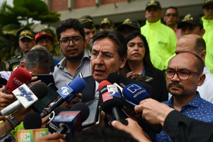 Colombia confirma que restos son de periodistas de Ecuador
