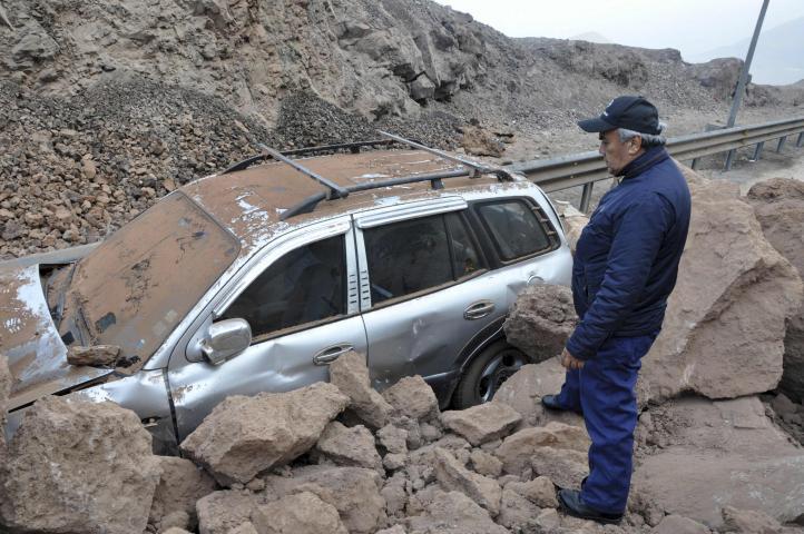 Mueren seis personas a causa de sismo en Chile