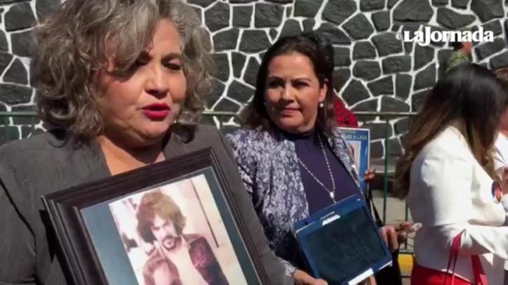 Promulgan Ley de Desapariciones Forzadas