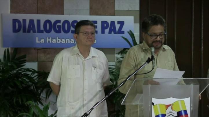 Las FARC rechazan plebiscito propuesto por el gobierno colombiano