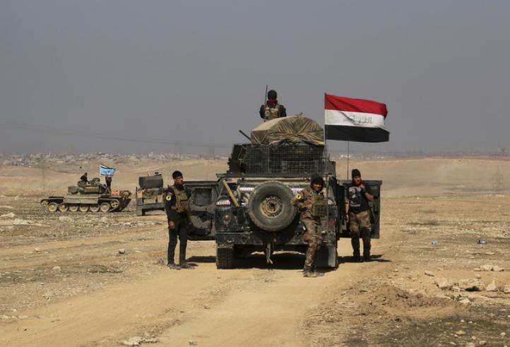 Fuerzas iraquíes controlan el aeropuerto de Mosul