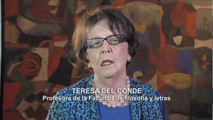 Aniversario: Teresa del Conde