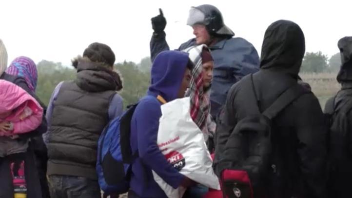 Eslovenia se ha convertido en punto de tránsito clave para migrantes