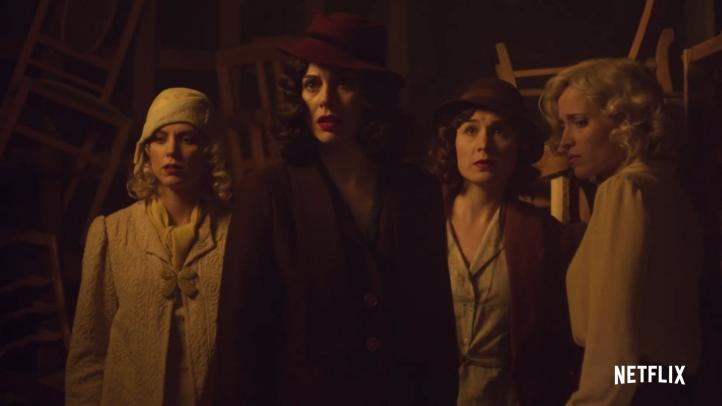Estrenan la cuarta temporada de  'Las chicas del cable'