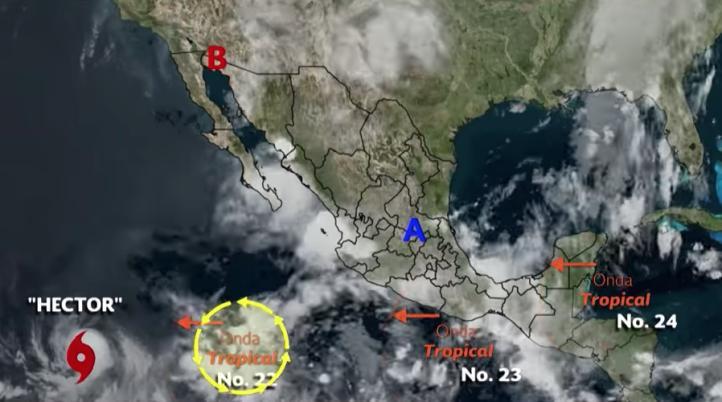 Pronóstico del tiempo para el 2 de agosto de 2018