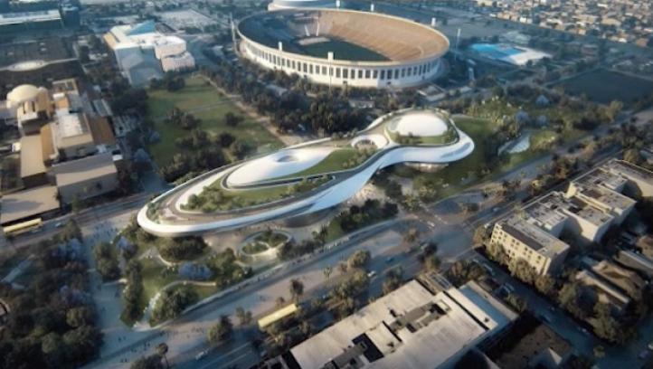 El creador de Star Wars tendrá su museo en Los Ángeles