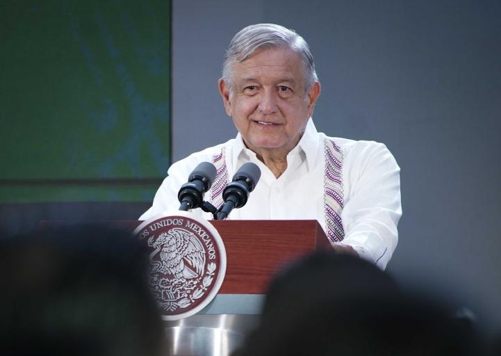 Critica AMLO estrategia de seguridad de Calderón