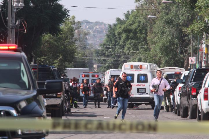 Tiroteo en Fiscalía de Jalisco; dos muertos