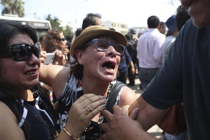 Perú: muere Alan García tras dispararse en la cabeza
