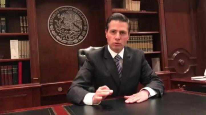 EPN: México exige y ofrece respeto en su relación con EU