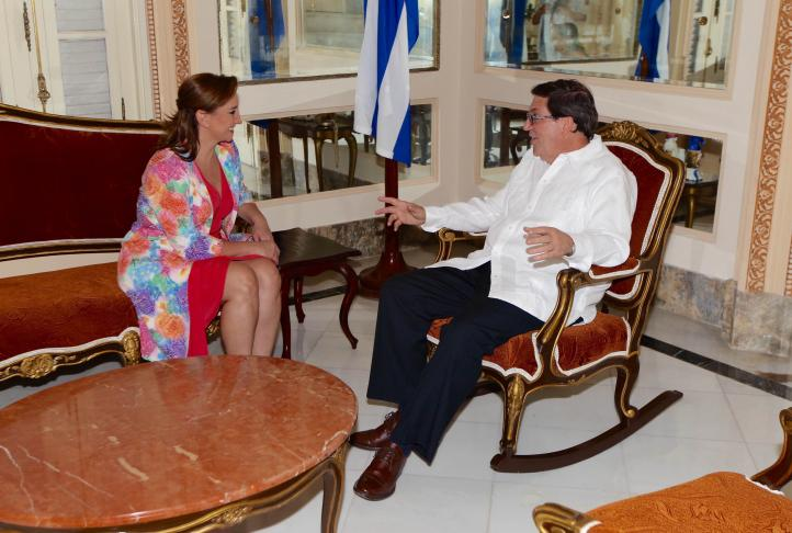 México busca nuevas inversiones en Cuba
