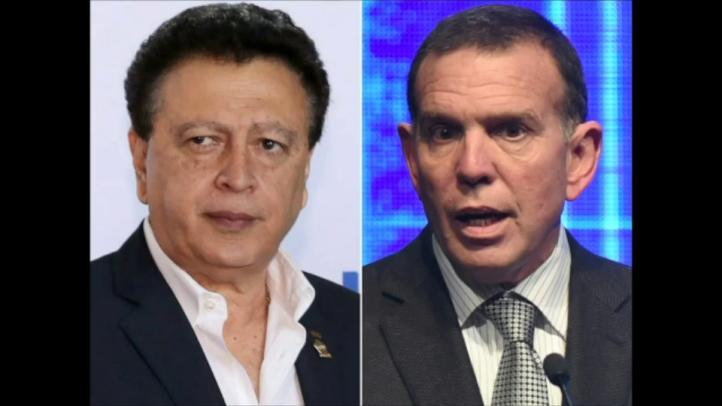 Presidentes de Conmebol y Concacaf detenidos en Suiza