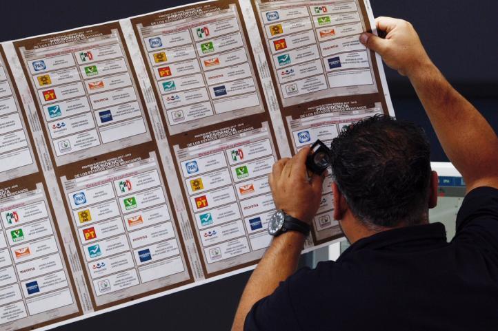 El INE explica como emitir tu voto el 1 de Julio
