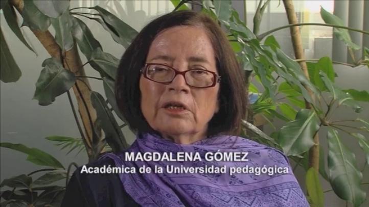 Aniversario: Magdalena Gómez