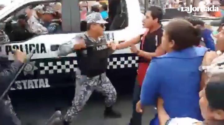 Disparos y enfrentamientos en Veracruz, durante jornada de saqueos