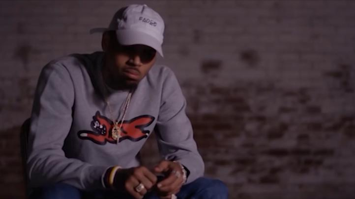 Chris Brown es detenido en Francia por presunta violación