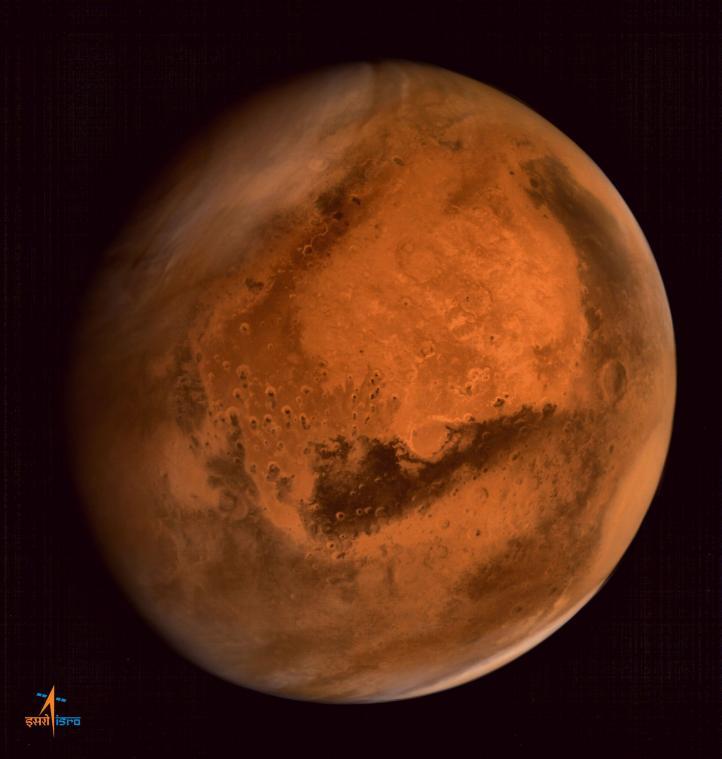 Marte, más cerca de la Tierra que nunca en 15 años