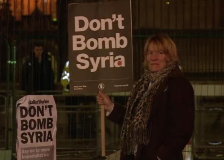 Reino Unido entra en la guerra de Siria