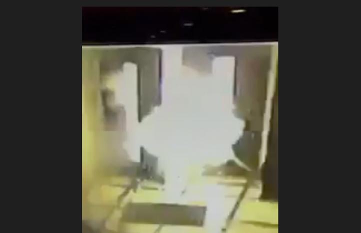 Detona explosivo en la entrada de la CEM