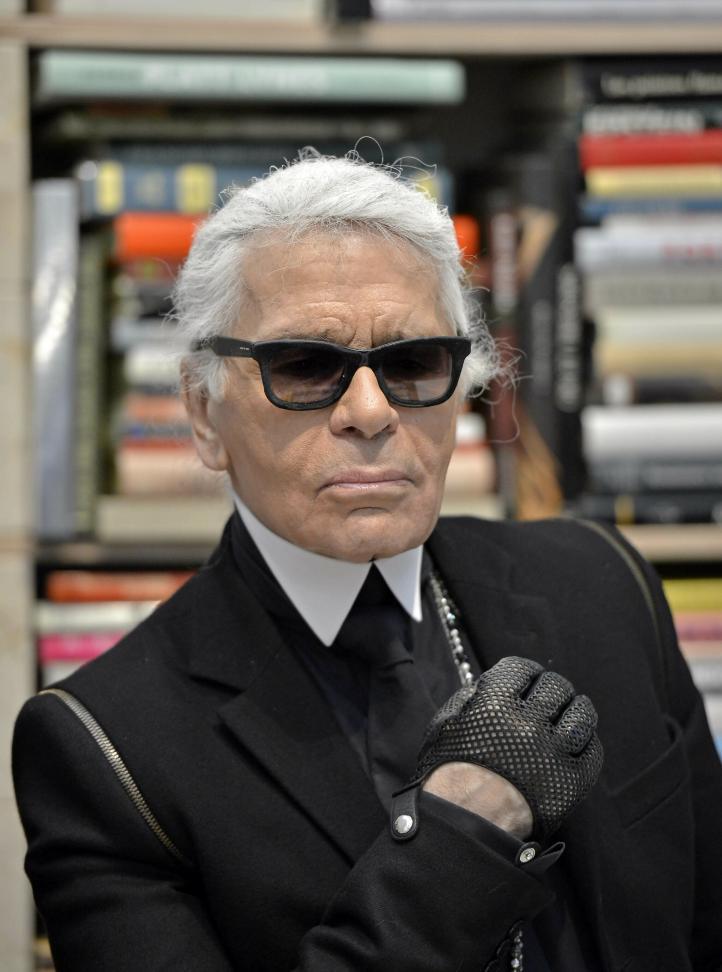 Muere el icónico diseñador Karl Lagerfeld a los 85 años