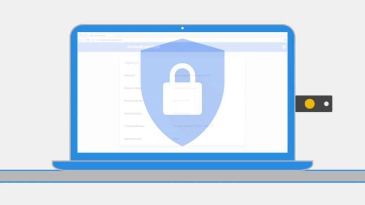 Google amplía la disponibilidad de su Llave de Seguridad Titán