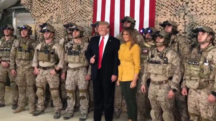Trump y primer ministro de Irak cancelan reunión
