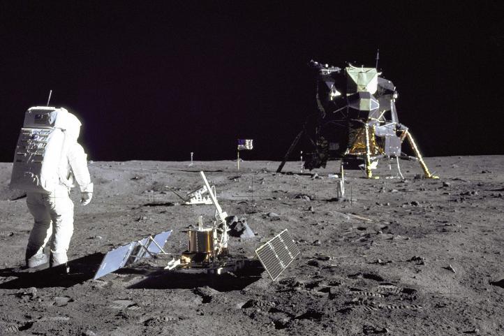 50 años desde que la humanidad llegó a la Luna