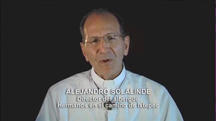 Aniversario: Alejandro Solalinde