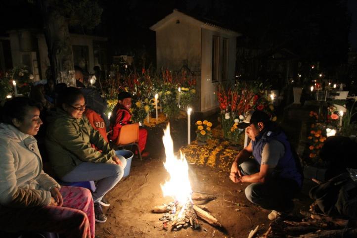 Día de Muertos en San Gregorio Atlapulco