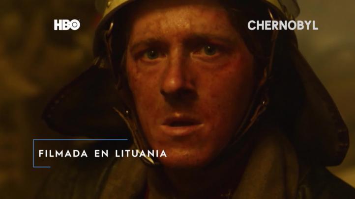 Chernobyl miniserie original HBO
