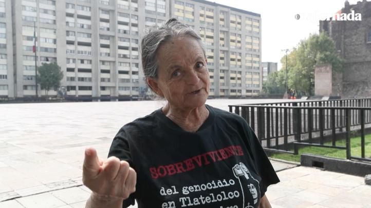Tras hallar restos humanos en Tlatelolco le dieron a elegir: silencio o su hijo lo pagaría