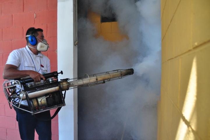 Latinoamérica combate al virus del zika