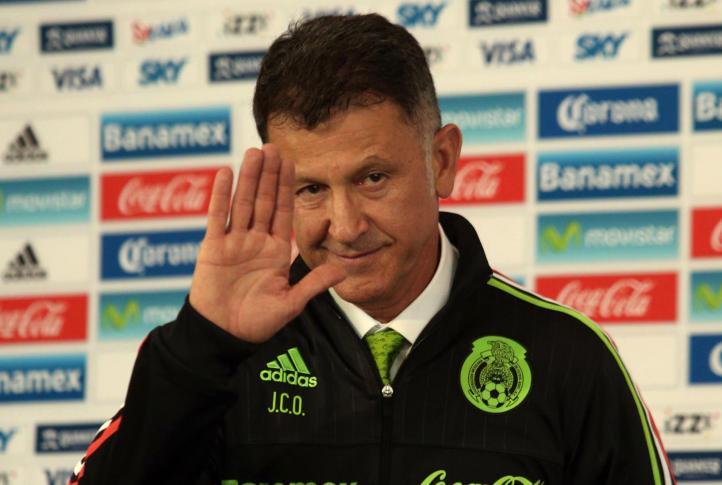 """México pone a un colombiano a dirigir el """"Tri"""""""