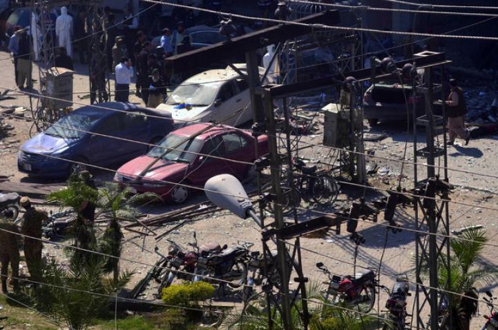 Explosión en Pakistán provoca la muerte de 8 personas