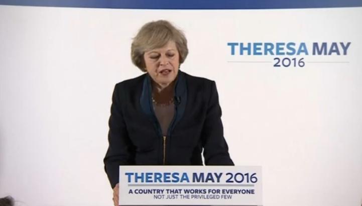 Theresa May será la próxima ministra de Gran Bretaña