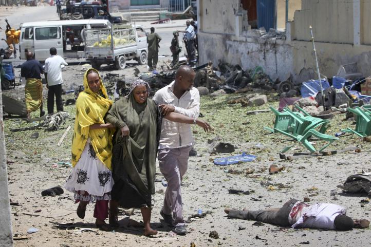 Al menos 17 muertos en ataque a oficinas del gobierno en Somalia