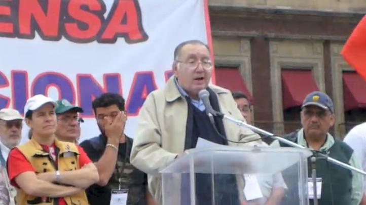 Agrupaciones sociales y sindicales anuncian año de protestas contra reformas de Peña