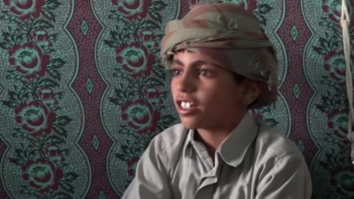 Rebeldes hutíes crean un ejército con menores de edad