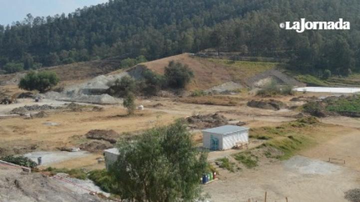 Suspenden construcción de club hípico en las faldas del cerro de Xochitepec