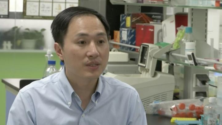 Ordena el Gobierno chino detener la edición genética