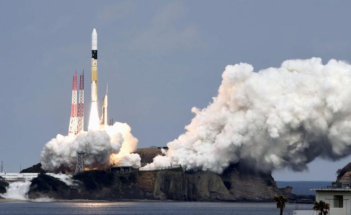 Una nave japonesa provocará un cráter en asteroide