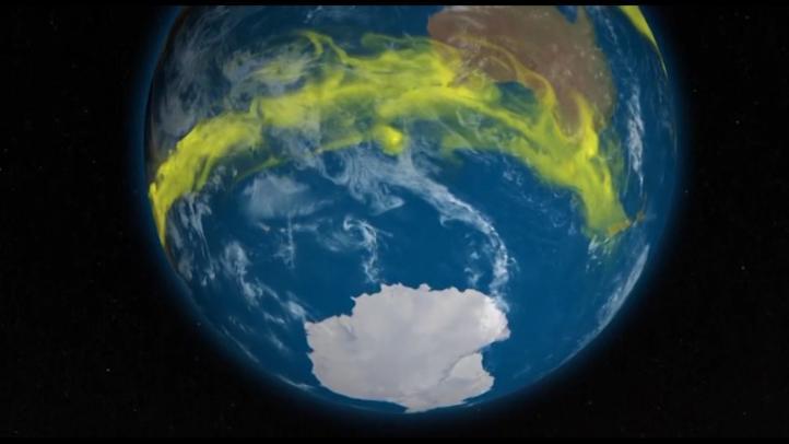 Nuevas emisiones de un gas prohibido CFC dañan la capa de ozono