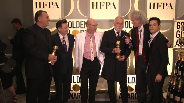'Roma', 'Bohemian Rhapsody' y 'Green Book', triunfan en los Globos de Oro