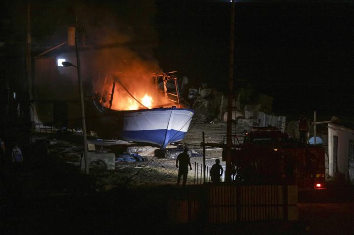 Israel ataca objetivos de Hamas en Gaza tras infiltración