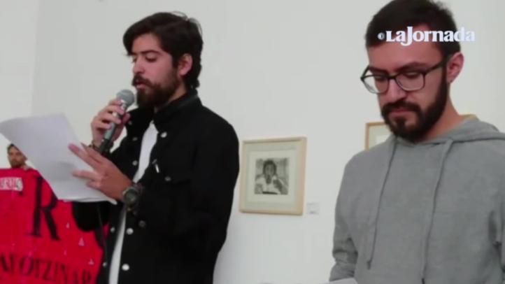 Jornada por Ayotzinapa en la Ibero