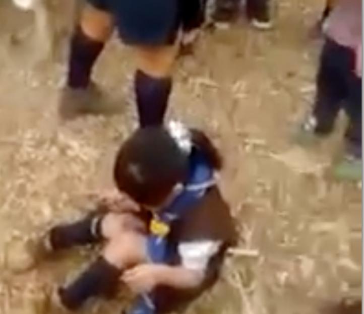 Maltrato a una niña en un grupo de Scouts del Estado de México