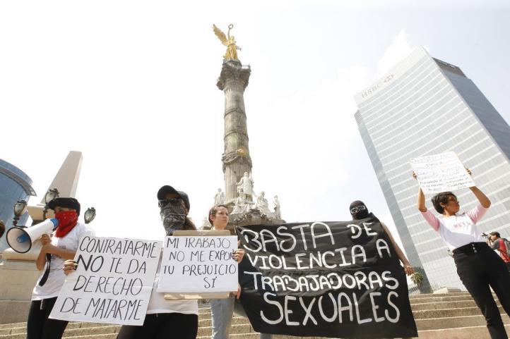 Piden dignificar trabajo sexual