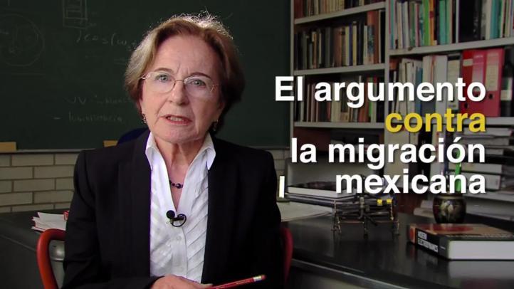 La doctora Ana María Cetto manda mensaje a Trump